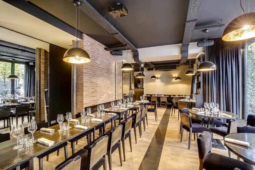 restaurant Paris casher else
