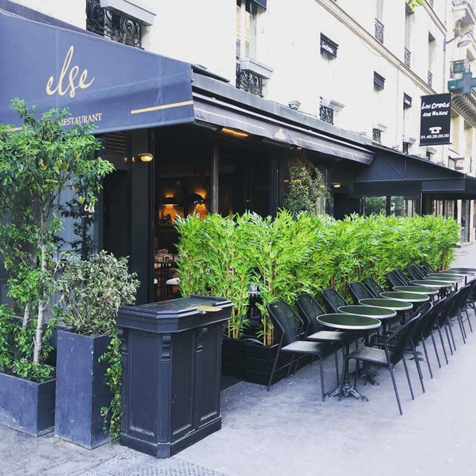 restaurant paris brunch dimanche